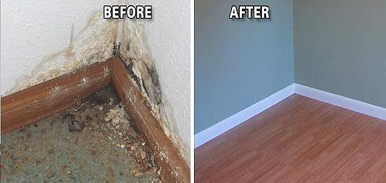 drywall water damage repair san diego